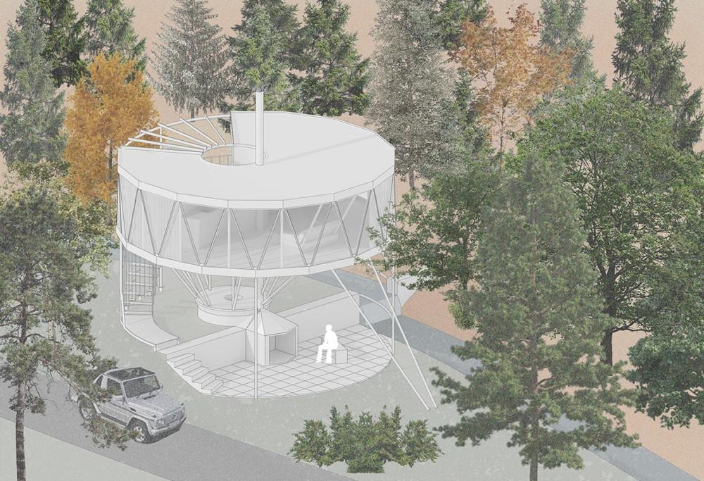 Obnova limigrafické stanice vKrásné pod Lysou horou