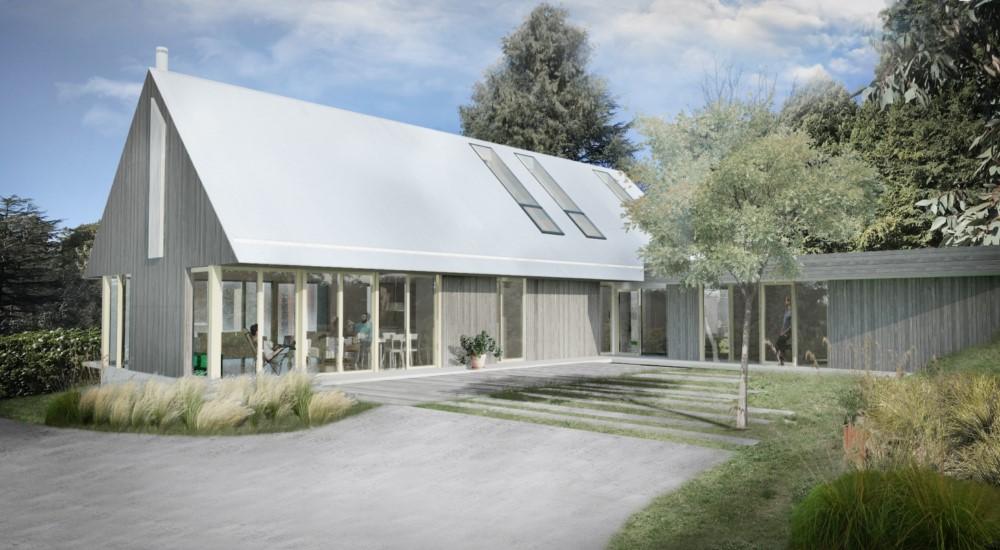 Přestavba rodinného domu v Austrálii